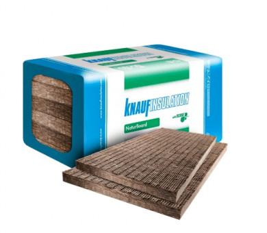 Каменна вата Knauf Insulation NaturBoard POD EXTRA плочи - 30/600/1000 мм