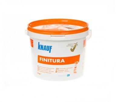 Суперфина готова шпакловка Knauf Finitura - 6кг