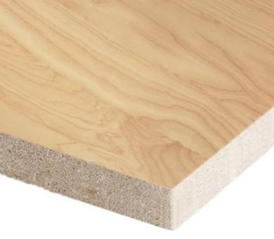 10 бр. Минералфазер Пана KNAUF Armstrong Ceiling Solutions Varioline Wood Birch Board прав борд - 19/600/600 мм