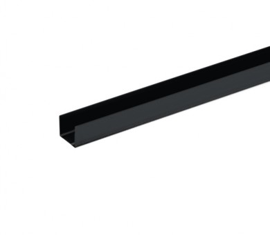 UW Черен Профил антикорозионна защита Кнауф UW 50/40 Black System Profile Knauf - 4000 мм