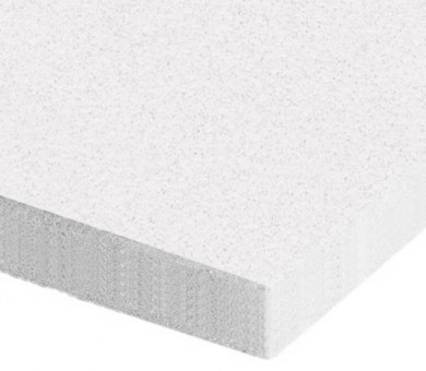 8 бр. Минерална вата Пана KNAUF Armstrong Ceiling Solutions TOPIQ Efficient Pro Hygena Board прав борд - 20/600/1200 мм