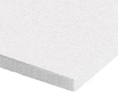 10 бр. Минерална вата Пана KNAUF Armstrong Ceiling Solutions TOPIQ Prime Board прав борд - 15/600/1200 мм