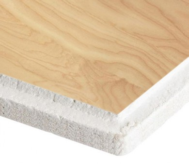 10 бр. Минералфазер Пана KNAUF Armstrong Ceiling Solutions Varioline Wood Birch Tegular 24 паднал борд - 19/600/600 мм