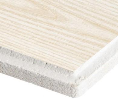 10 бр. Минералфазер Пана KNAUF Armstrong Ceiling Solutions Varioline Wood Ash Tegular 24 паднал борд - 19/600/600 мм