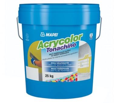 Мазилка MAPEI Acrycolor Tonachino 1,5мм - 25кг