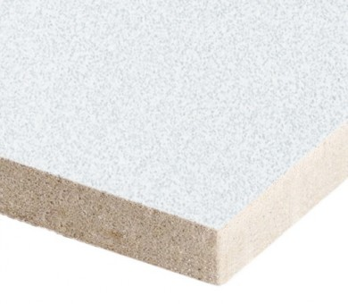 14 бр. Минералфазер Пана KNAUF Armstrong Ceiling Solutions BioGuard Acoustic Board прав борд - 17/600/600 мм