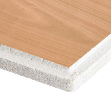 10 бр. Минералфазер Пана KNAUF Armstrong Ceiling Solutions Varioline Wood Cherry (EU) Tegular 24 паднал борд - 19/600/600 мм