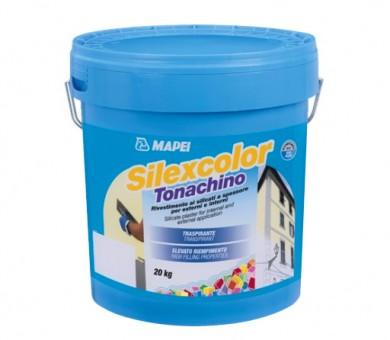 Драскана мазилка MAPEI Silexcolor Tonachino 0,7мм - 20кг