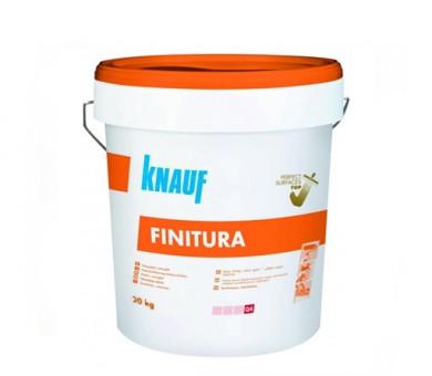 Суперфина готова шпакловка Knauf Finitura - 20кг