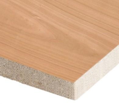 10 бр. Минералфазер Пана KNAUF Armstrong Ceiling Solutions Varioline Wood Cherry (EU) Board прав борд - 19/600/600 мм