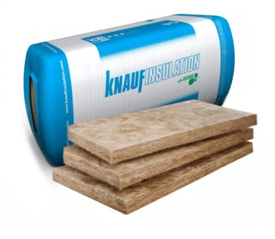 Стъклена вата Knauf Insulation Akustik Board плочи - 50/600/1250 мм