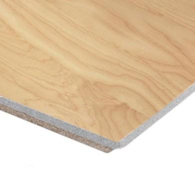 8 бр. Минерална вата Пана KNAUF Armstrong Ceiling Solutions Varioline Wood Birch Vector висящ борд - 24/600/600 мм