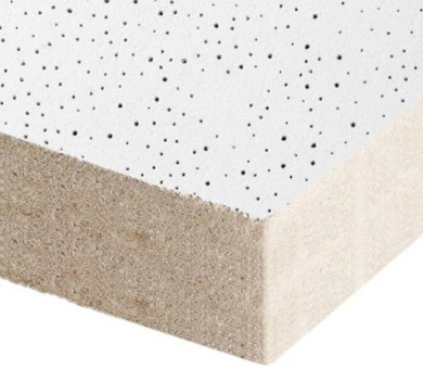 4 бр. Минералфазер Пана KNAUF Armstrong Ceiling Solutions Star Board прав борд - 40/600/600 мм
