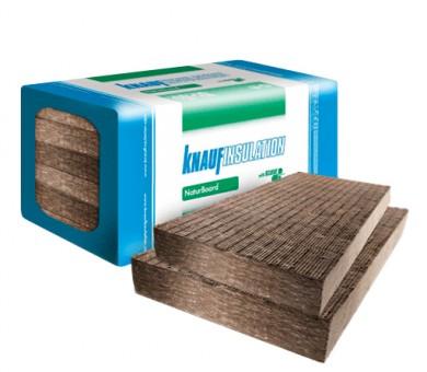 Каменна вата Knauf Insulation NaturBoard VENTI плочи - 100/600/1000 мм