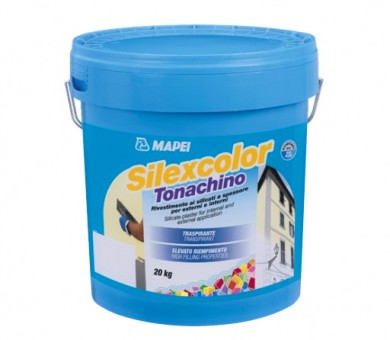 Драскана мазилка MAPEI Silexcolor Tonachino 1,5мм - 20кг