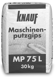 Knauf MP75 Light Олекотена гипсова мазилка