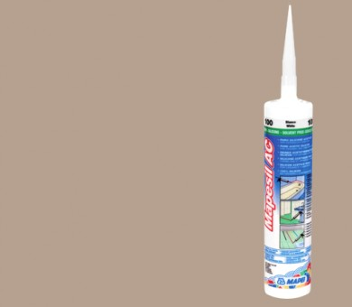 Силикон MAPEI Mapesil AC 310 мл - 133 Sand (12 бр. в кашон)