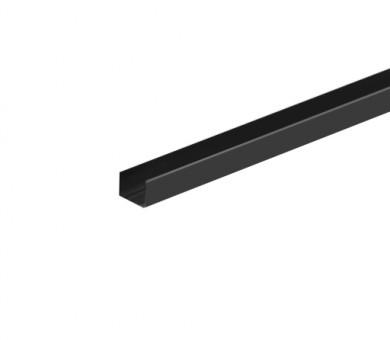 UD Черен профил антикорозионна защита Кнауф UD 28/27 Black System Profile Knauf - 4000 мм