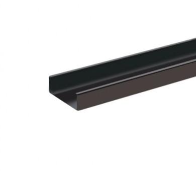 CW Черен Профил антикорозионна защита Кнауф CW 100/50 Black System Profile Knauf