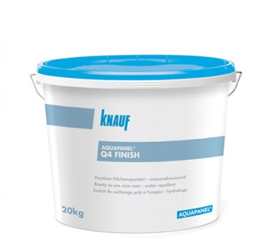 Финишна шпакловка Knauf AQUAPANEL Q4 Finish - 20кг