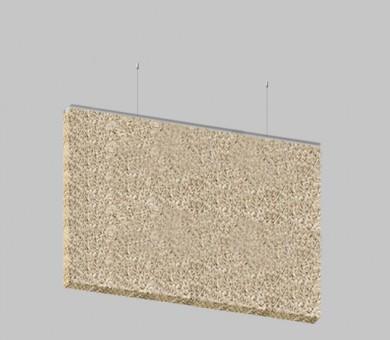 Висящо пано от дървесни влакна KNAUF HERADESIGN Baffle Basic Fine - 30/600/1200 мм