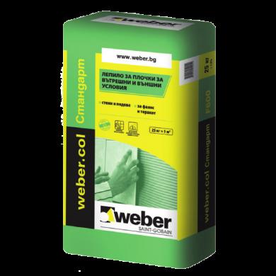 Лепило за вътрешна употреба Weber.col Стандарт