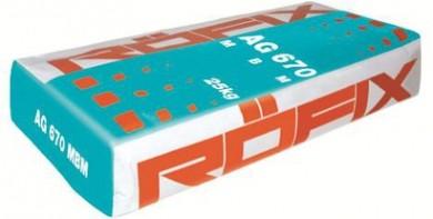 Roefix AG 670 MBM Среднослойно лепило C2 TE S1