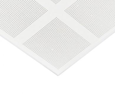 Гипскартон Кнауф акустичен Knauf Designpanel Micro - 12,5/900/2700 мм
