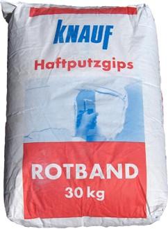 Knauf Rotband Еднослойна ръчна гипсова мазилка