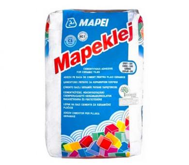 Лепило за плочки MAPEI Mapeklej C1 - 25кг