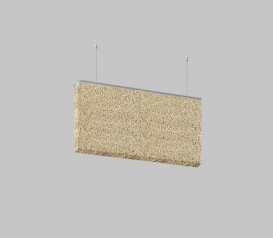 Висящо пано от дървесни влакна KNAUF HERADESIGN Baffle Basic Superfine - 30/300/600 мм