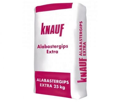 Гипс за моделиране Кнауф Knauf Alabaster Extra (Modelgips) - 25кг