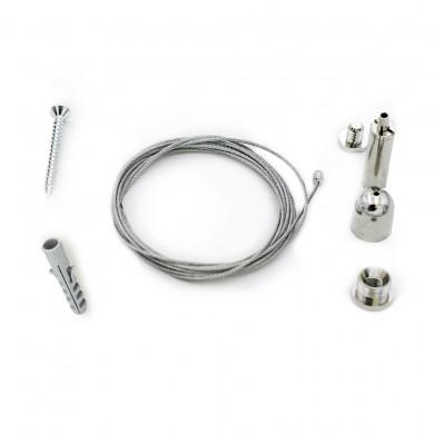 Комплект за окачване на висящи пана Ecophon Connect Adjustable Wire Hanger