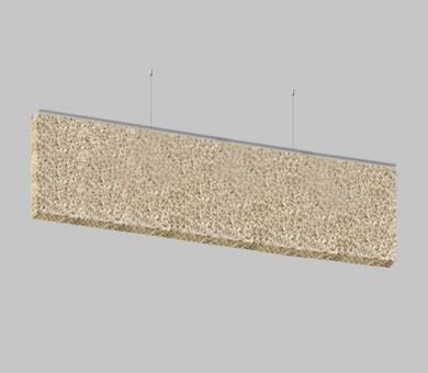 Висящо пано от дървесни влакна KNAUF HERADESIGN Baffle Basic Fine - 30/300/1800 мм