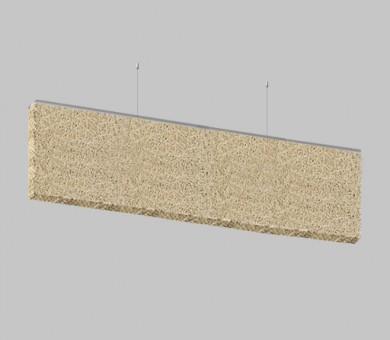 Висящо пано от дървесни влакна KNAUF HERADESIGN Baffle Basic Superfine - 30/300/1800 мм