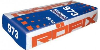 Бързосъхнеща циментова замазка Roefix 973