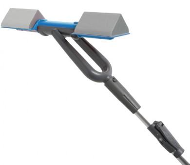 Ъглов шлайф с телескопична дръжка Knauf