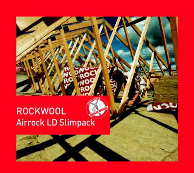 Каменна вата Airrock LD Slimpack