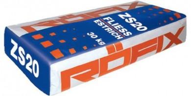 Циментово сулфатна замазка Roefix ZS20