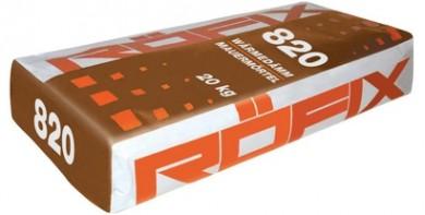 Топлоизолационен зидарски хоросан Roefix 820