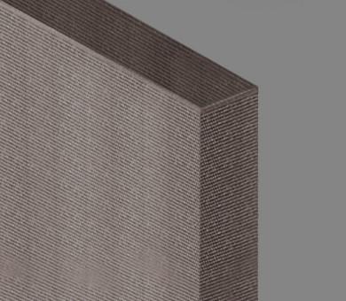 Текстилно стенно пано минерална вата Akusto Bahama 09 - 40/600/600 мм