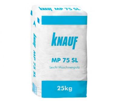 Супер лека гипсова мазилка Knauf MP 75 Super Light - 25кг