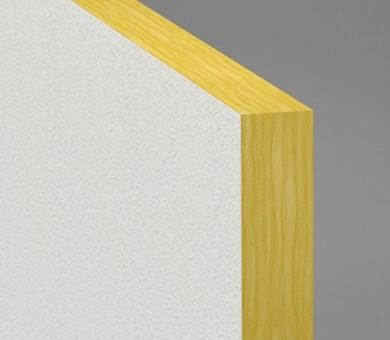 Стенно пано минерална вата Ecophon Akusto Wall A / Akutex FT White Fros - 40/1200/2700 мм