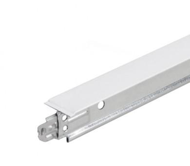 Бял носещ Т-Профил ATENA Easy Strong 24mm - 3700 мм