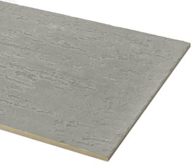 Фиброциментова плоскост Ekobord Plaster 005 - 12/1250/2500 мм
