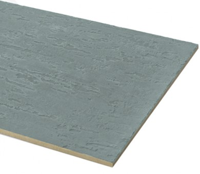 Фиброциментова плоскост Ekobord Plaster 002 - 12/1250/2500 мм