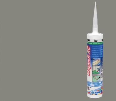 Силикон MAPEI Mapesil AC 310 мл - 113 Cement Grey (12 бр. в кашон)
