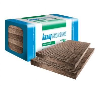 Каменна вата Knauf Insulation NaturBoard VENTI плочи - 50/600/1000 мм
