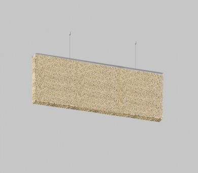 Висящо пано от дървесни влакна KNAUF HERADESIGN Baffle Basic Superfine - 30/300/1200 мм