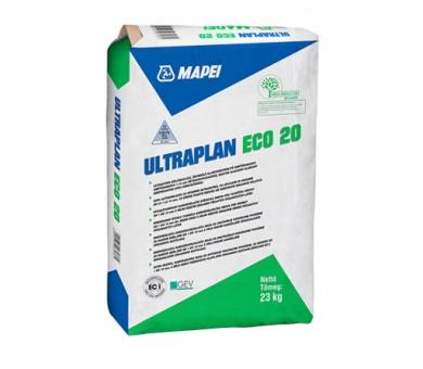 Самонивелиращ и изглаждащ разтвор MAPEI Ultraplan ECO 20 - 23кг